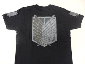 調査兵団Tシャツ