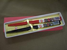 箸(浮世絵)